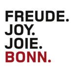 Freude. Joy. Joie. Bonn.