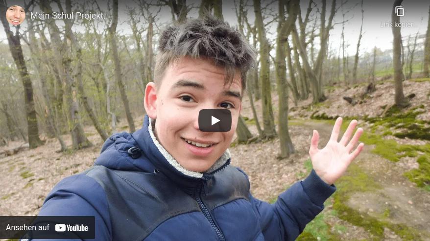 Schöpfung Schülerprojekt YouTube